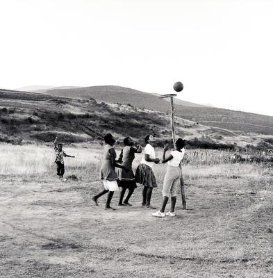 Netball Ciskei Eastern Cape South Africa 1985